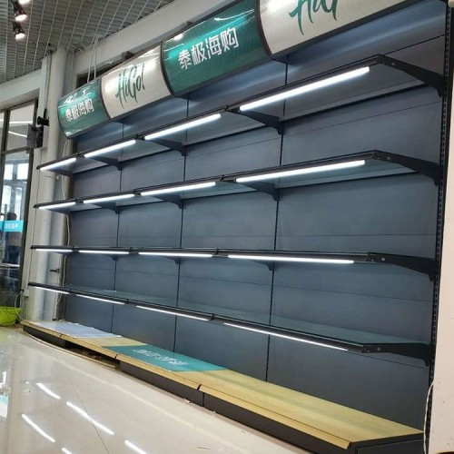 High Rated Storage Shelving Retail Store Shelf Supermarket Gondola Shelving Display Shelf