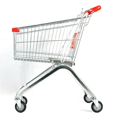 Hand trolleys carts for supermarket shoppingmall