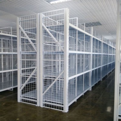 boltless steel mould medium duty warehouse storage racks