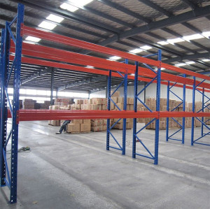 Selective Heavy Duty Warehouse Rack Storage Shelf