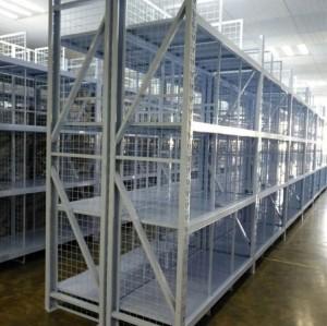 Industry metal medium duty  warehouse pallet storage rack
