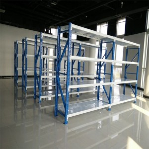 Industry metal medium duty  warehouse pallet storage rack