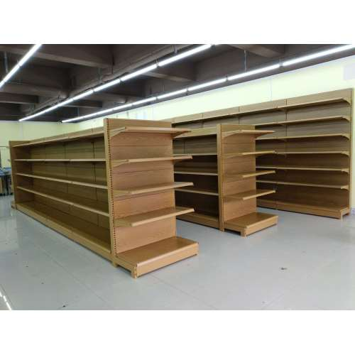 customized flat grocery sale shelves convenience store display shelf
