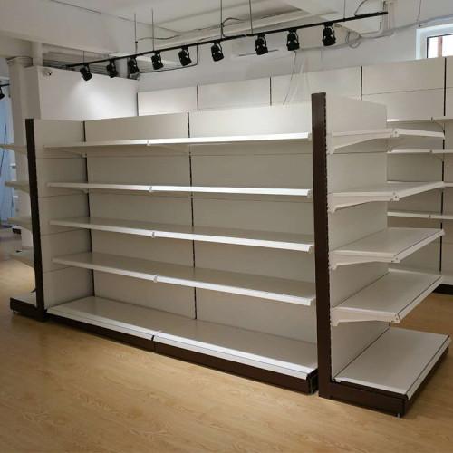 Cheap convenience grocery display store rack shelve supermarket shelf