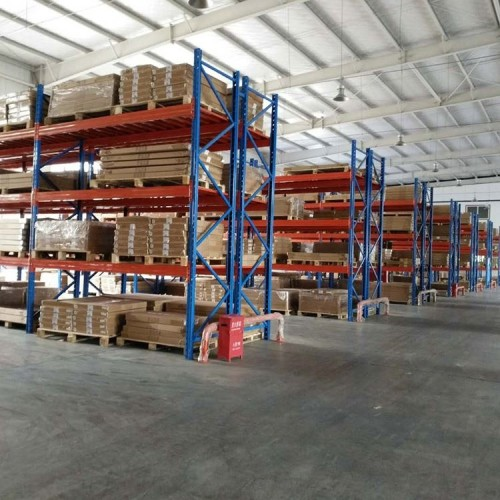 Factory heavy duty metal stand steel shelves warehouse storage rack