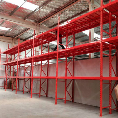 Factory industrial warehouse shelf heavy storage steel duty shelves metal storage rack