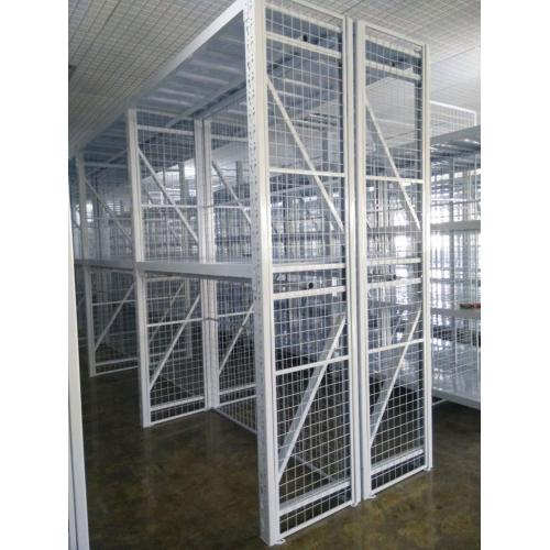 5 tiers boltless shoe light duty warehouse shelving storage rack