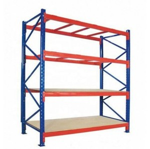 Display stand shelve medium-duty pallet shelf warehouse storage rack