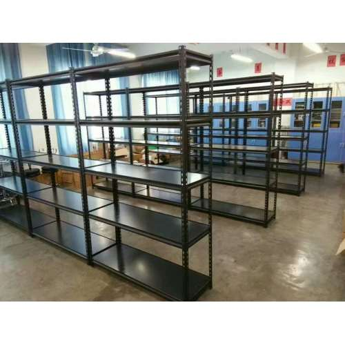 Light Weight Slotted Angle Steel Rack