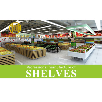 Identification of shelf quality