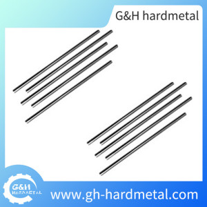 Solid carbide rods for sale