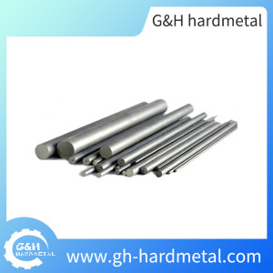 high precision of h6 ground carbide rods for making drill