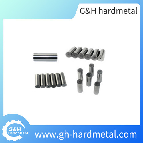 carbide rods with single hole