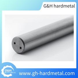 Tungsten Carbide Rods with Two Straight Holes K10