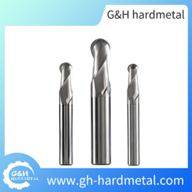 G&H Cutting Tools Carbide End Mill for Aluminium