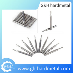 Top Quality Hip Sintered Indexable End Mill for Aluminium