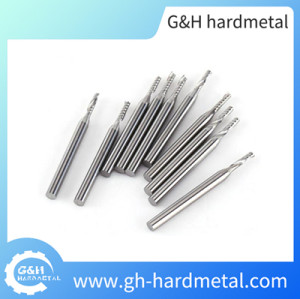 OEM 2/3 Flutes Aluminum End Mill HRC55