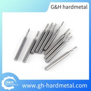Carbide Aluminium Cutting End Mill for Cutting HRC45-55