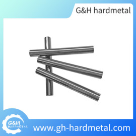 Solid carbide and cermet rods in various grades and sizes