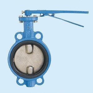 What are the features of manual butterfly valve?