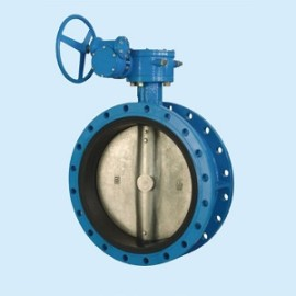 Butterfly Valve  Flange type butterfly valve center 2inch-48inch