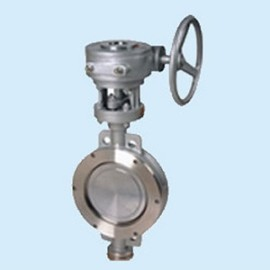 The API high elevation performance butterfly valve