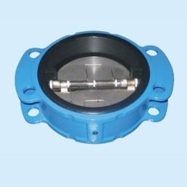 Wafer,swing Rubber-Coated Check Valve CHV801