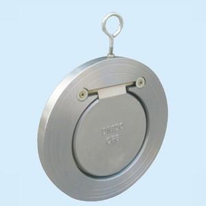 COVNA DN300 12 inch PN16 Single Door Wafer Type Swing Check Valve