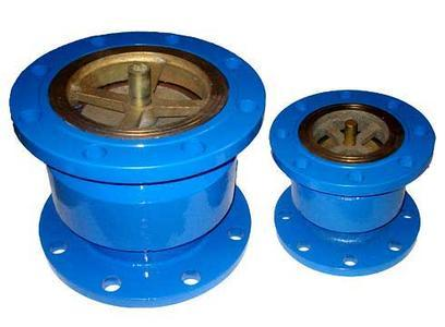 Noise etimination check valve