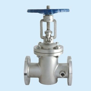 STL sealing surface PN16, DN65~DN400 flanged gate valve price