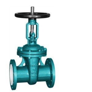 Factory Direct Sell ptfe lined bellows seal bells Stainless steel gate valve