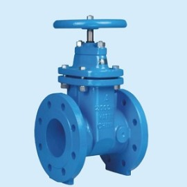 Non-Rising Stem Rubber Seated Gate Valve
