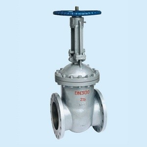 China Supplier Sluice Ductile Iron Water Flange Gate Valve Price