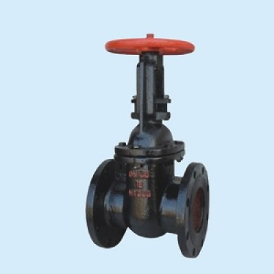 Cast Iron Non-Rising Stem Gate Valve
