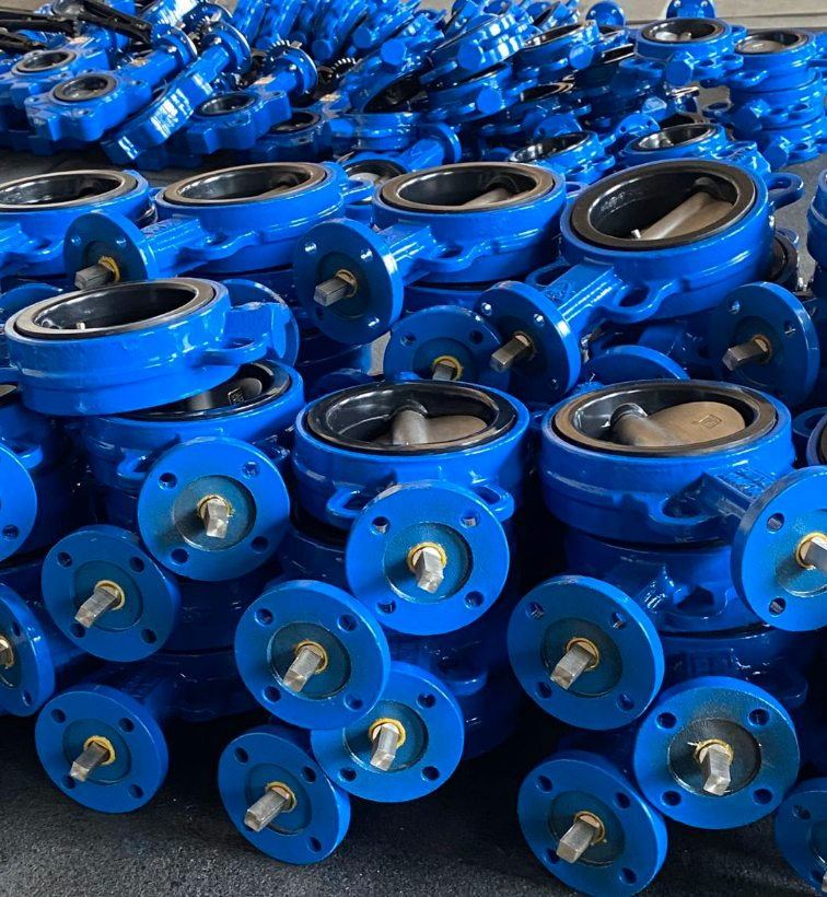 What are the assembly requirements for Tianjin AIWO valves?