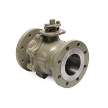 Ball valve features