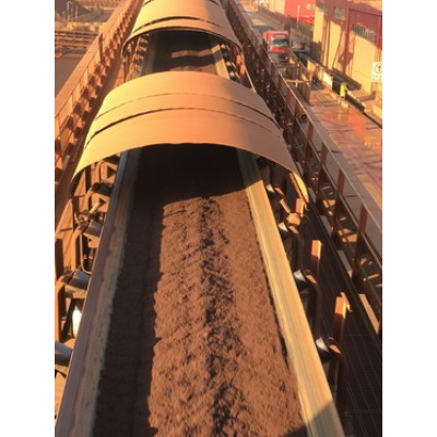Front CC Conveyor belt applied on Agricultural transportation