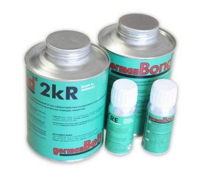Contact adhesive for conveyor belt splicing