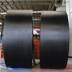 Steel Cord conveyor belt used in Coal Mines