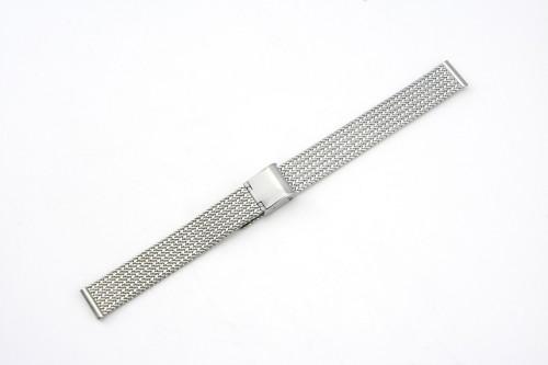Kundenspezifisches Edelstahlgewebe-Uhrenarmbandlieferant