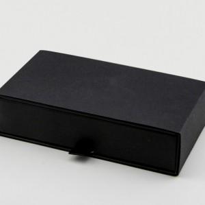 جودة عالية جميع أسود مربع الشكل الجلود ووتش حزمة مربع مع وسادة بو