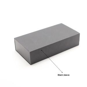 Luxus Herrenuhr Box Papier Benutzerdefinierte Uhr Verpackung Geschenkpapier Box