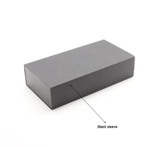 ترف الرجال ووتش مربع ورقة مخصص ووتش التغليف هدية ورقة مربع