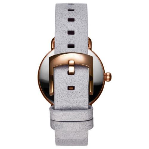 Damen Armbanduhr minimalistischen Stil Uhr individuelles Logo Quarzwerk Uhr