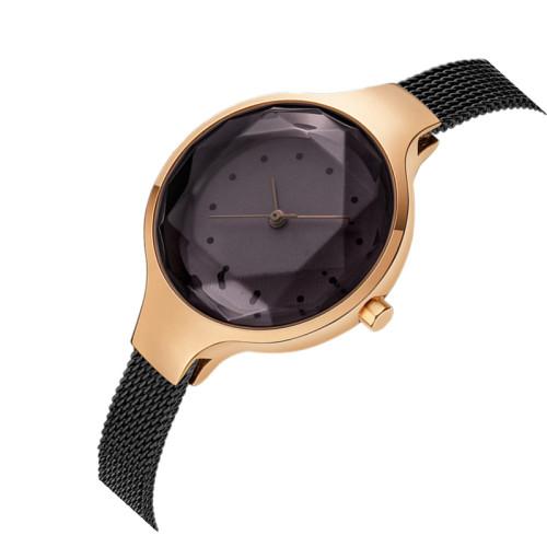 OEM مشاهدة الشركة المصنعة للأزياء النساء لون الساعات المخصصة