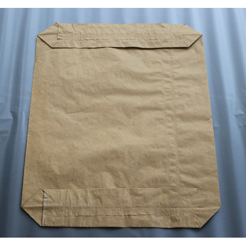 Customized Logo Wholesale 25kg Package Pouch Cement Kraft Paper Bag