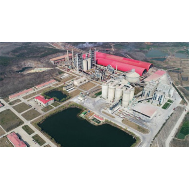 China conch has built the world's first cement full process intelligent factory