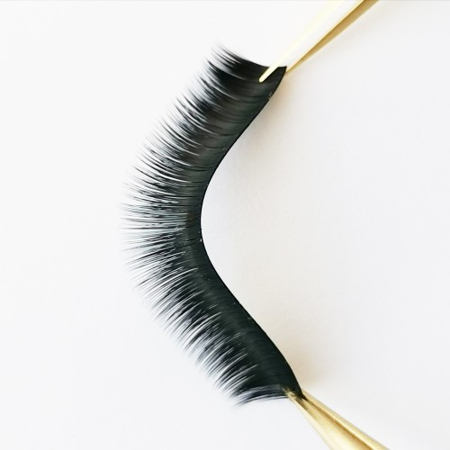 Create your own brand silk synthetic private label custom clear lash packaging mink lashes