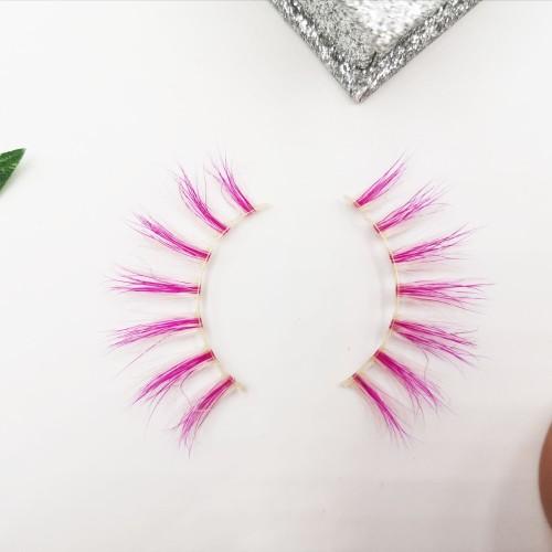 aliexpress mink eyelashes Packaging 100% Real Hand Made Mink Lashes vegan false eyelashes