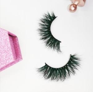 Wholesale Handmade 3d Mink Eyelashes cheap false eyelashes With Custom Package Private Logo